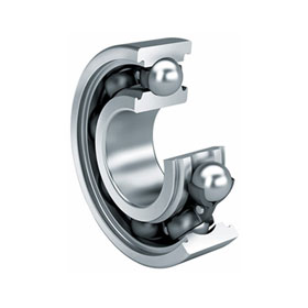 Radial & Deep Groove Ball Bearings